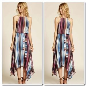 Beautiful midi dress in excellent used condition